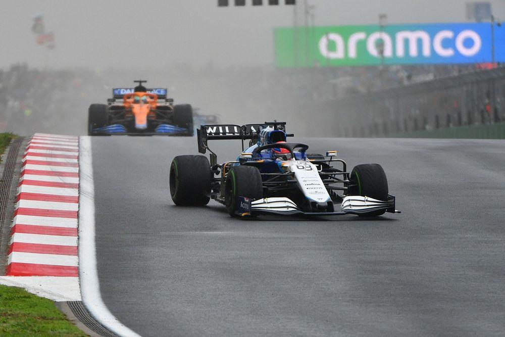 F1 GP Turki Tidak Berjalan Bagus untuk Williams