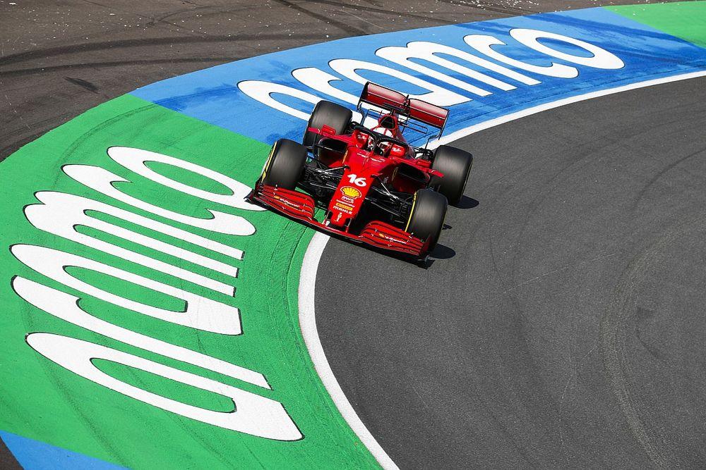 Leclerc szerint a szárnybeállításán ment el a 4. helye