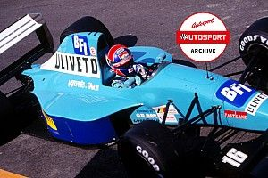 Archive: The decade-long wait for a Dutch hero's F1 comeback