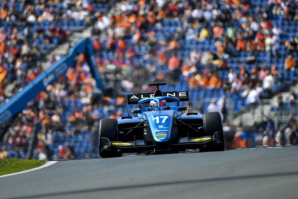 Martins első győzelmét szerezte az F3-ban, a bajnoki éllovasok betliztek