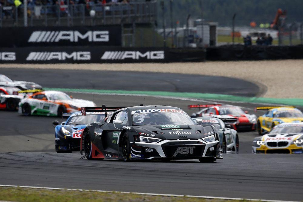 Audi's Rockenfeller criticises Lawson for race-ending DTM crash