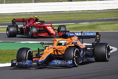 McLaren Siapkan Senjata Baru Hadapi Ferrari di GP Hungaria