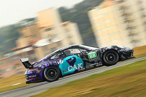 Porsche Cup: Frangulis sai ileso de acidente a quase 200 Km/h em Interlagos