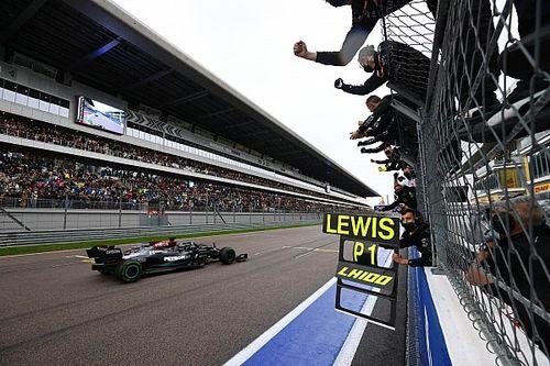 Grand Prix Rosji: Okrążenie po okrążeniu