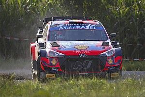 WRC Belgium: Neuville leads opening day, final stage cancelled