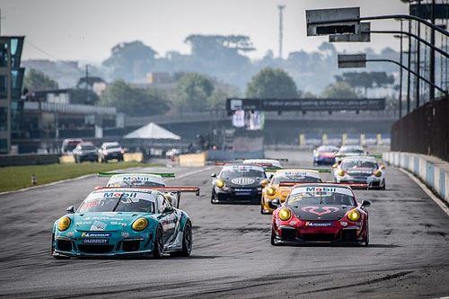 Porsche Cup: pódio mantém Raijan na briga pelo título