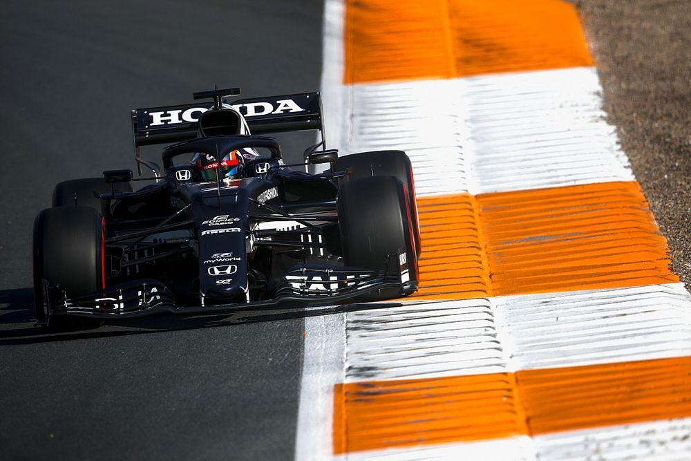 F1オランダFP3速報:フェルスタッペンが0.5秒差トップ。角田裕毅は17番手