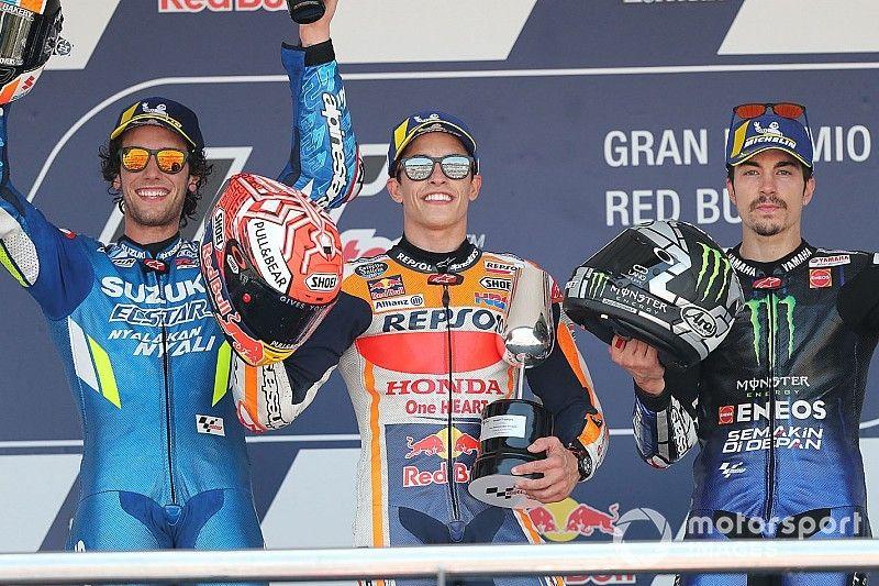 """Viñales : """"Le podium à Jerez, c'est un peu comme une victoire"""""""