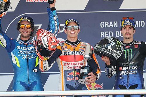 Jerez, le 19e triplé espagnol en MotoGP