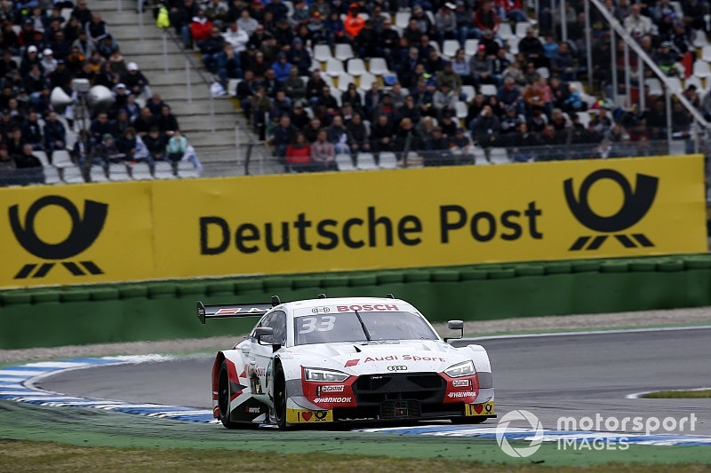 Hockenheim DTM: Rast charges from back to seal epic win for Audi