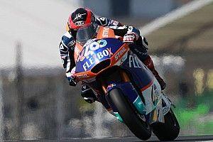 Moto2 Barcelona: Fernandez pakt pole, Bendsneyder veertiende