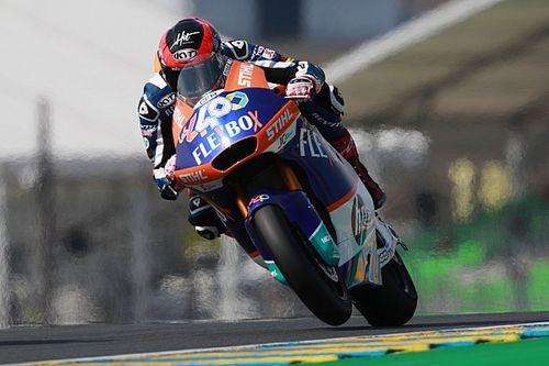 FP2 Moto2 Catalunya: Fernandez terkencang, Dimas turun ke-30