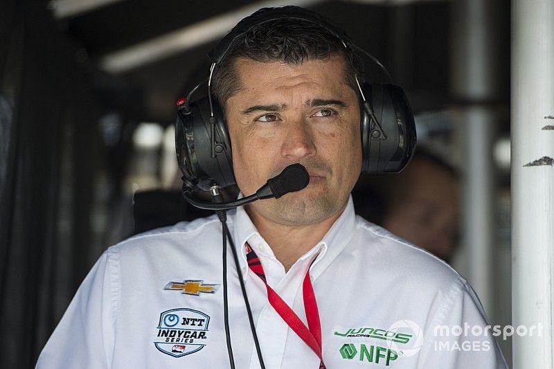 Ricardo Juncos, el argentino cuyo equipo eliminó a Alonso de Indy 500
