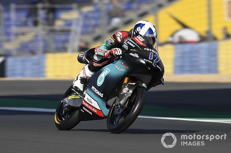 McPhee gana en Le Mans y Canet sale más líder de Moto3