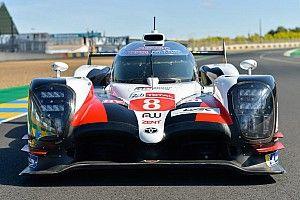 Toyota conserve un avantage d'un tour par relais au Mans