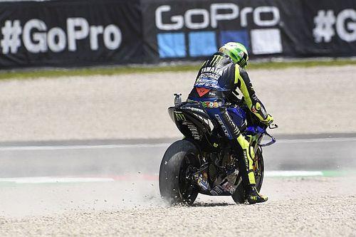 Mugello 2019 jadi salah satu balap terburuk Rossi