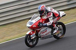 FP2 Moto3 Prancis: Diwarnai kecelakaan, Ogura paling cepat