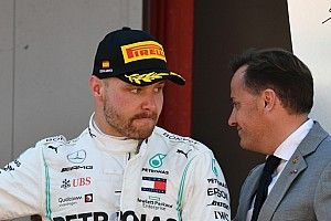 Bottas testuje nową Fiestę R5