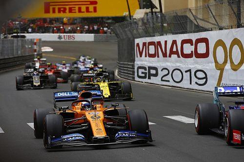 """Sainz a réussi à Monaco """"l'un de ses meilleurs départs"""""""