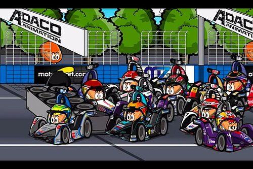 El 'loco' ePrix de Suiza 2019 por los MinEDrivers