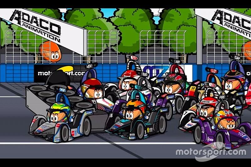 El ePrix de Suiza 2019, montonera incluida, por MinEDrivers