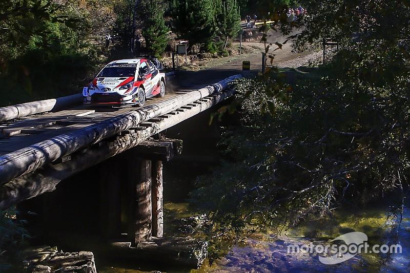 Tanak domina y conquista el Rally de Chile
