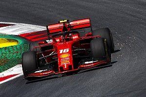 奥地利大奖赛排位赛:莱克勒克强势拿下杆位,维特尔Q3遇故障
