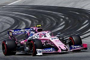 Racing Point aura des évolutions aux trois prochains GP