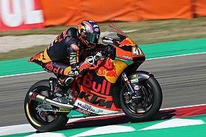 FP2 Moto2 Jerman: Binder puncaki sesi, Marquez jatuh
