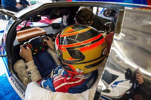 """Vandoorne onder de indruk van """"spectaculair"""" circuit van Le Mans"""