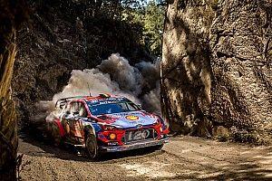 Dernier pointage avant le Rallye du Portugal 2021