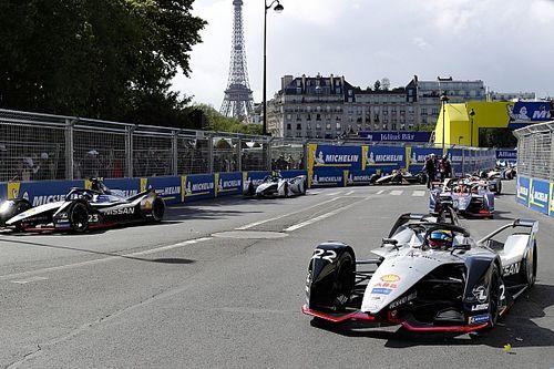 Fotogallery Formula E: le immagini più suggestive dell'ePrix di Parigi 2019