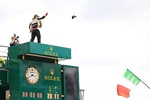 Képekben Alonso újabb nagy győzelme a Le Mans-i 24 órás versenyről