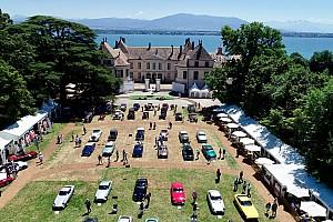 Le Concours d'Elégance Suisse célèbre l'excellence automobile au Château de Coppet du 21 au 23 juin