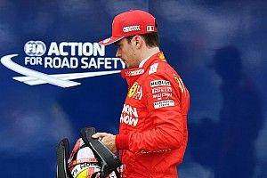 Videón, ahogy Leclerc kiakad a Ferrari döntése miatt Monacóban