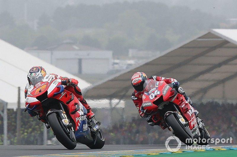 Ducati pourrait fournir deux GP20 à Pramac l'an prochain