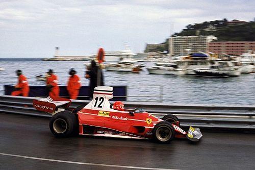 Cuando Lauda terminó la sequía de Ferrari en Mónaco