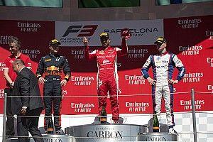 Domingo de victoria para Daruvala en la F3