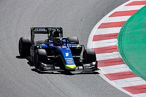 Fotogallery: gli svizzeri Ralph Boschung, Louis Delétraz e Sauber Junior Team nel GP di Spagna