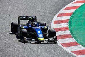 Diaporama: les suisses Ralph Boschung, Louis Delétraz et Sauber Junior Team au GP d'Espagne