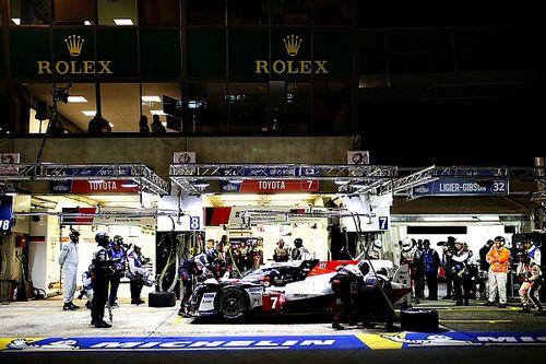 Le Mans 24 Jam: Jam ke-12, Toyota masih pegang kendali