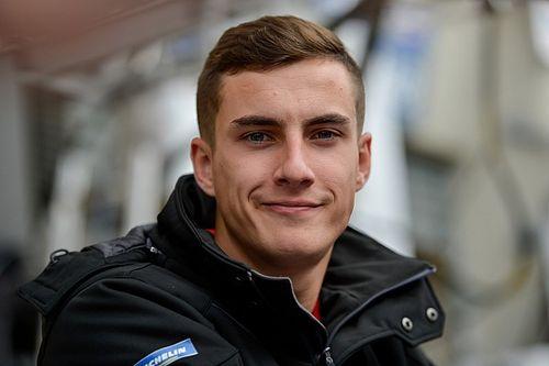 Laurent lands Signatech LMP2 WEC seat