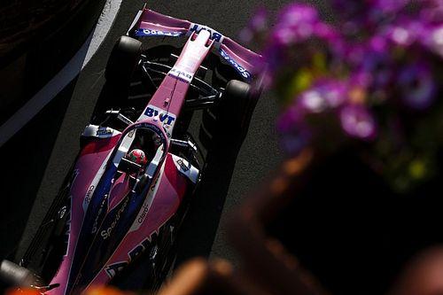 Ergebnis: Formel 1 Baku 2019, 3. Freies Training