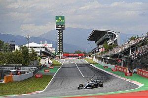 Mercedes celebra el paso adelante dado en Barcelona desde los test