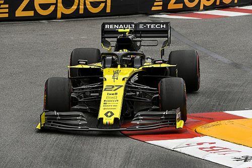 Renault szykuje formę na domowy wyścig