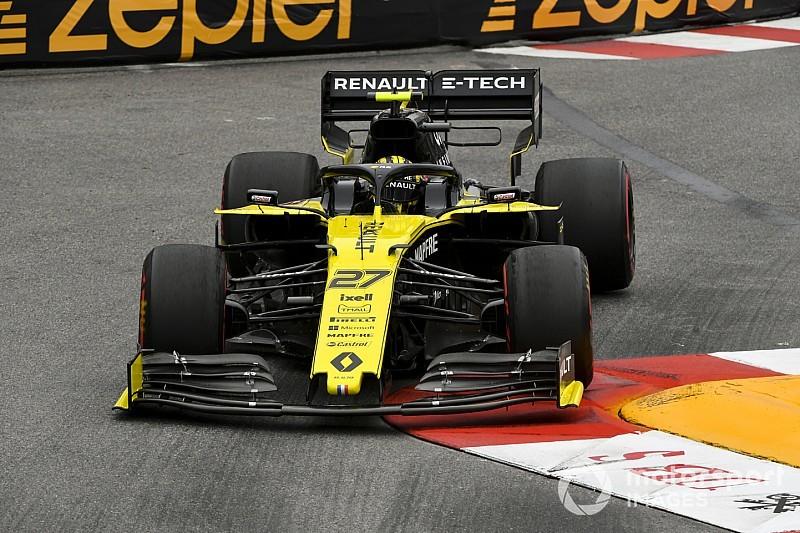 Renault planea una renovación sustancial del coche para el GP de Francia