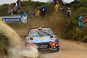 WRC, Rally d'Argentina, PS8: Tanak frenato da un guasto. Neuville chiude da leader!