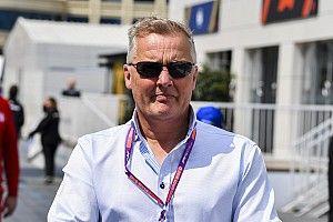 Herbert za kierownicą samochodu F1