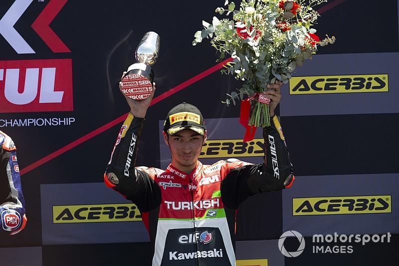 """Razgatlioglu terzo, cerca la promozione: """"Contento per il podio, vedremo per le prossime gare"""""""