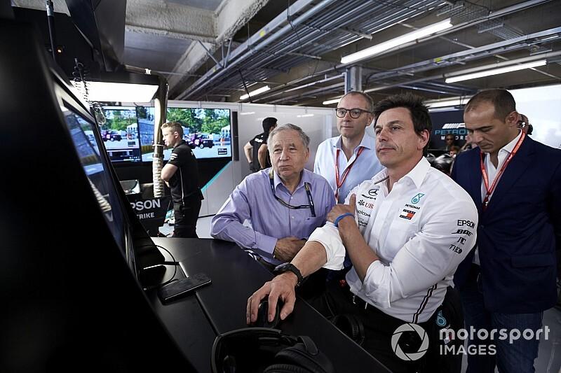 Wolff szerint igazságos volt Vettel büntetése